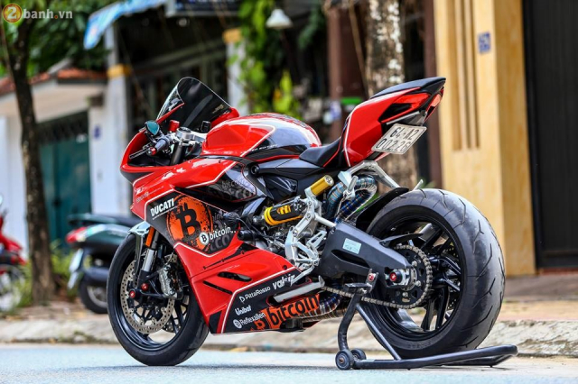 Ducati 959 Panigale do chat choi theo phong cach Bitcoin - 17