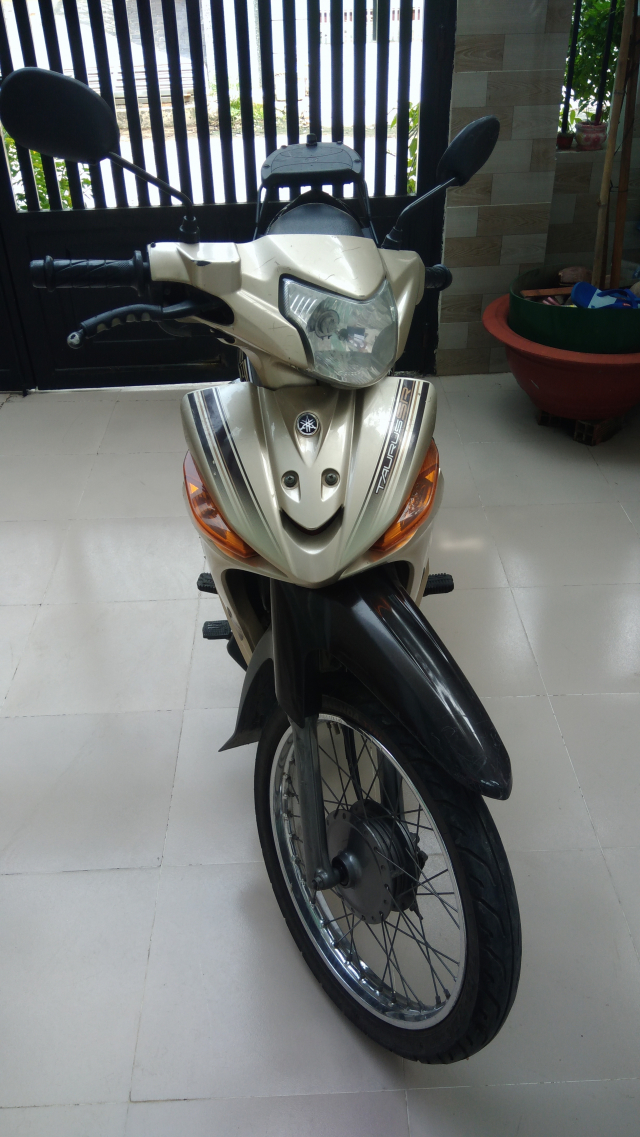 Len doi xe ban Yamaha Taurus doi dau may manh bien 8 nut - 2