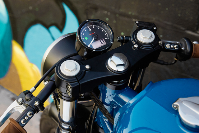 Royal Enfield Continental GT tuy chinh dac biet mang phong cach Cafe Racer - 8