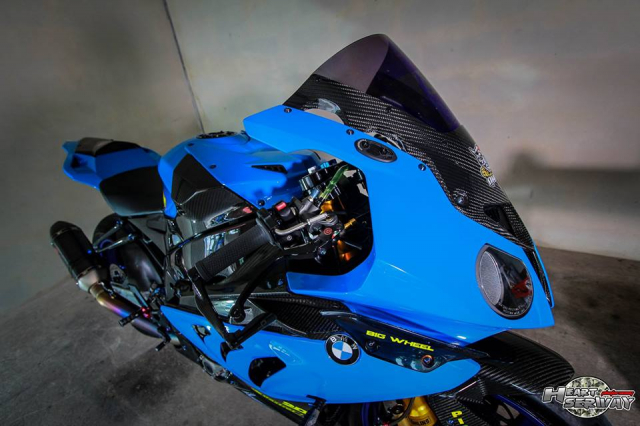 BMW S1000RR ve dep de me cua Ca map Shark tren can - 4