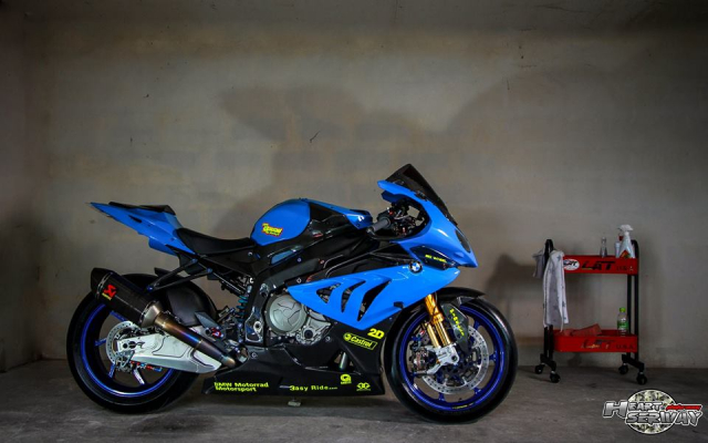 BMW S1000RR ve dep de me cua Ca map Shark tren can - 14