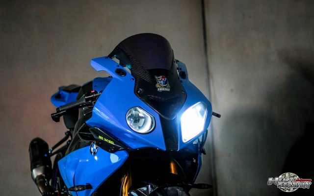 BMW S1000RR ve dep de me cua Ca map Shark tren can - 16