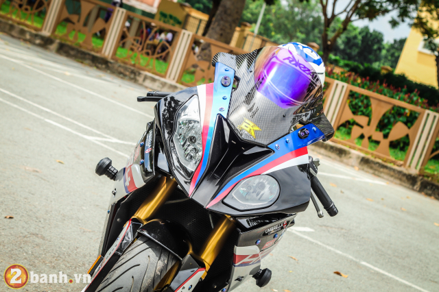 BMW S1000RR ve dep khong co doi thu tu ban do dat tien tren dat Viet - 2