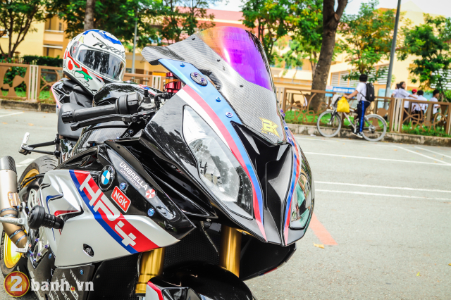 BMW S1000RR ve dep khong co doi thu tu ban do dat tien tren dat Viet - 4