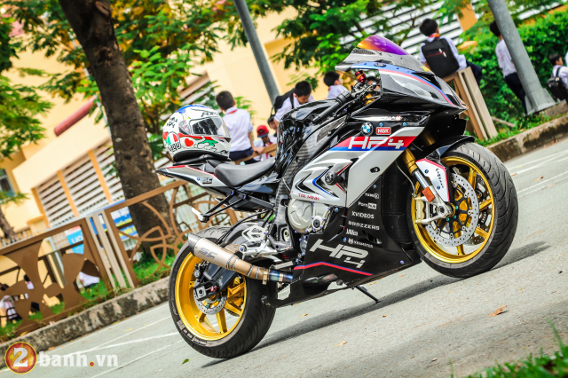 BMW S1000RR ve dep khong co doi thu tu ban do dat tien tren dat Viet - 18