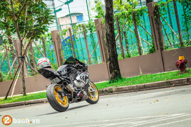 BMW S1000RR ve dep khong co doi thu tu ban do dat tien tren dat Viet - 20