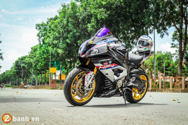 BMW S1000RR ve dep khong co doi thu tu ban do dat tien tren dat Viet - 22