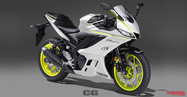Lo anh Yamaha R25 2019 voi 5 sac mau moi dam chat the thao - 3