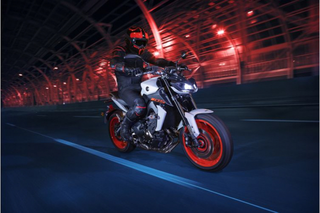 Lo dien hinh anh Yamaha MT 2019 phien ban moi The Dark Side of Japan - 3