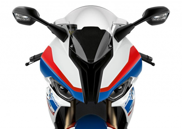 Can canh BMW S1000RR 2019 thay doi hoan toan ca ve thiet ke lan dong co - 3