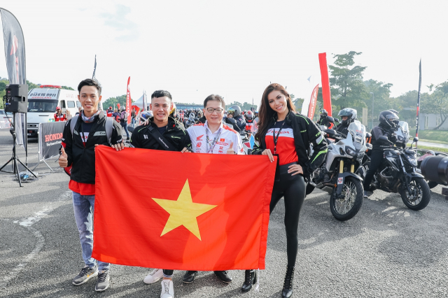 Honda Asian Journey 2018 Noi nhung cam xuc khong the goi ten - 11