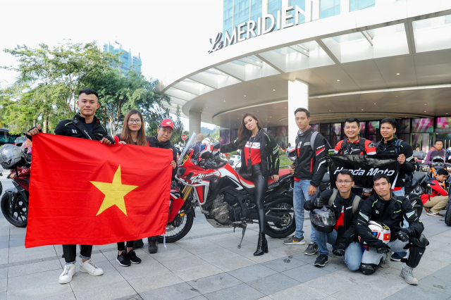 Honda Asian Journey 2018 Noi nhung cam xuc khong the goi ten - 14