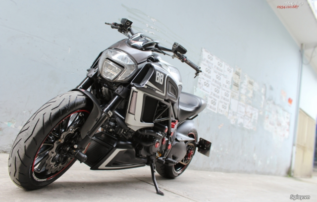 ___ Can Ban ___DUCATI Diavel 1200cc ABS 2015 Keyless___ - 7