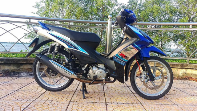 Axelo 125 do ga xe con binh dan so huu net dep bi an - 6
