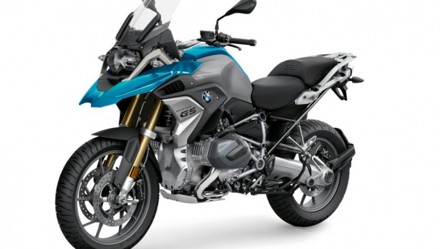 BMW R1250GS va R1250GS Adventure ra mat tai An Do voi gia tu 549 trieu VND - 4