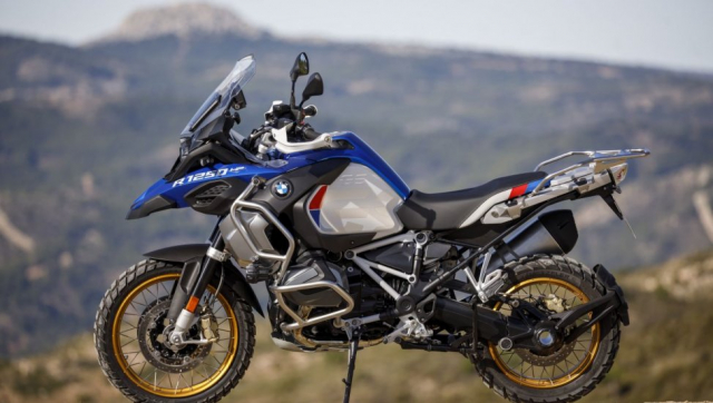 BMW R1250GS va R1250GS Adventure ra mat tai An Do voi gia tu 549 trieu VND - 10