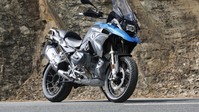 BMW R1250GS va R1250GS Adventure ra mat tai An Do voi gia tu 549 trieu VND - 11