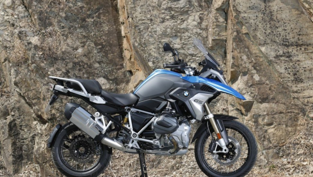 BMW R1250GS va R1250GS Adventure ra mat tai An Do voi gia tu 549 trieu VND - 12