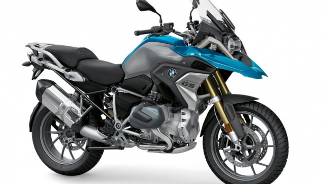 BMW R1250GS va R1250GS Adventure ra mat tai An Do voi gia tu 549 trieu VND - 13