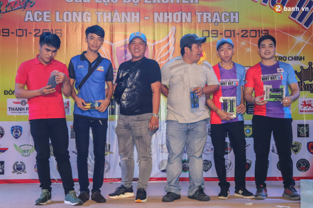 Nhin lai chang duong 3 nam hoat dong cua Club Exciter ACE Long Thanh Nhon Trach - 33