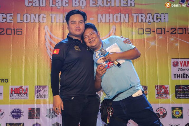 Nhin lai chang duong 3 nam hoat dong cua Club Exciter ACE Long Thanh Nhon Trach - 44