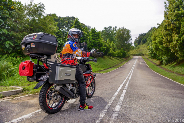 Can canh Winner 150 do phong cach Adventure kich doc - 8