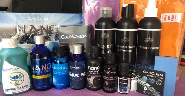 Ceramic Pro 10H Made Carchem Of United Kingdom