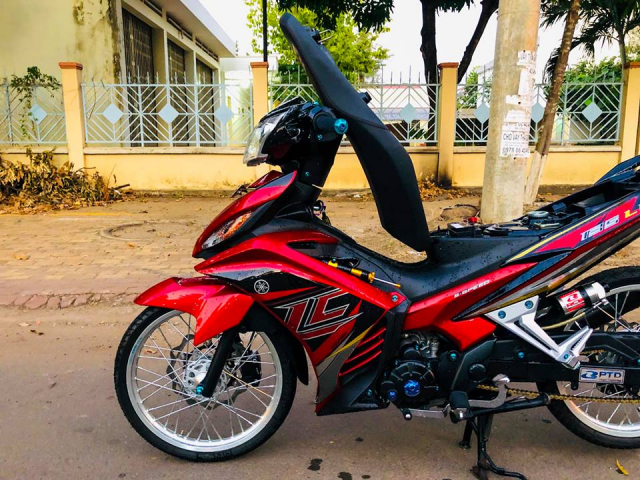 Exciter 135 trong ban do tam huyet so huu suc manh 62zz