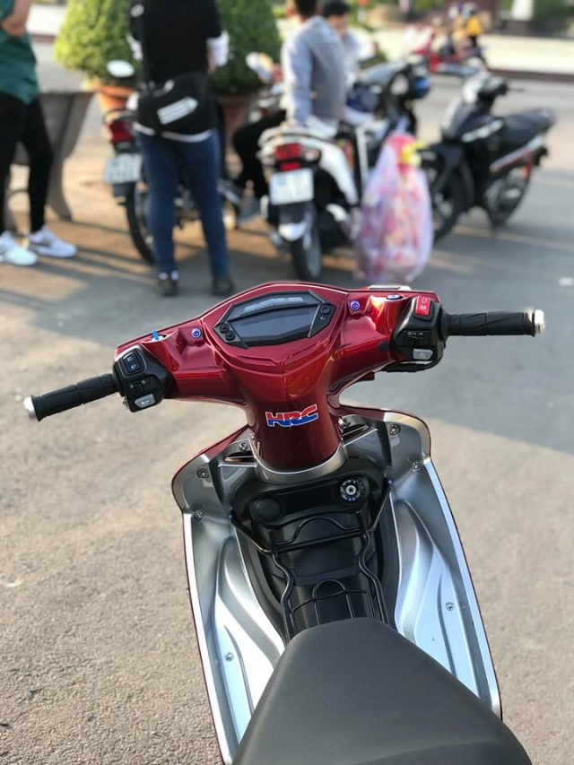 Exciter 135 do ban nang cap so huu cum dong ho Z1000 - 4