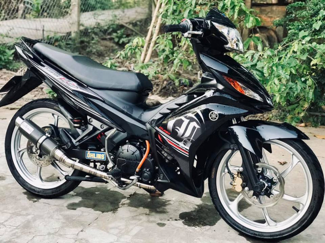 Exciter 135 ban do xang co so huu po tang day kha cach - 5