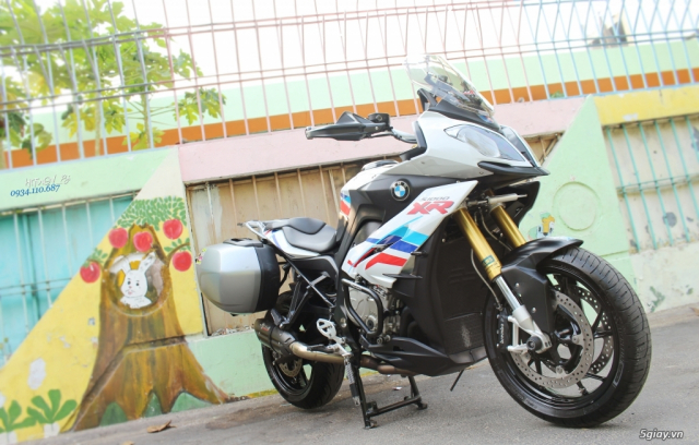 ___ Can Ban ___BMW S1000XR Touring ABS 2016___