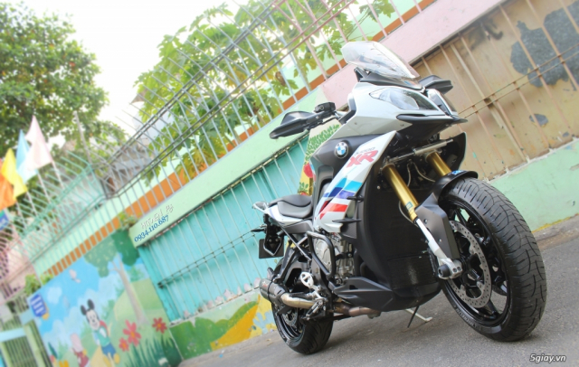 ___ Can Ban ___BMW S1000XR Touring ABS 2016___ - 3