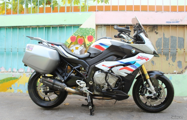 ___ Can Ban ___BMW S1000XR Touring ABS 2016___ - 5