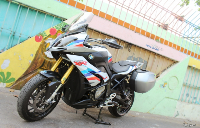 ___ Can Ban ___BMW S1000XR Touring ABS 2016___ - 7