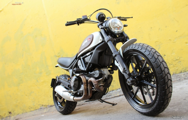 ___ Can Ban ___DUCATI Scrambler ICON 803cc ABS 2016___