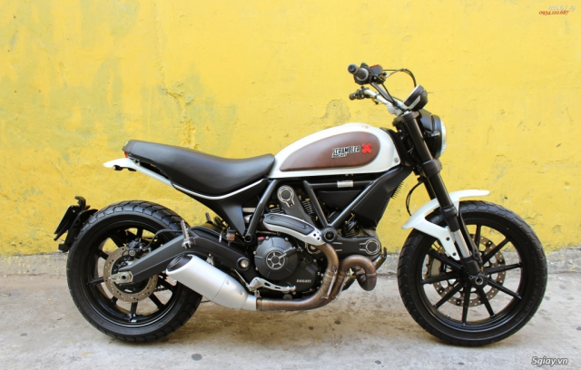 ___ Can Ban ___DUCATI Scrambler ICON 803cc ABS 2016___ - 3