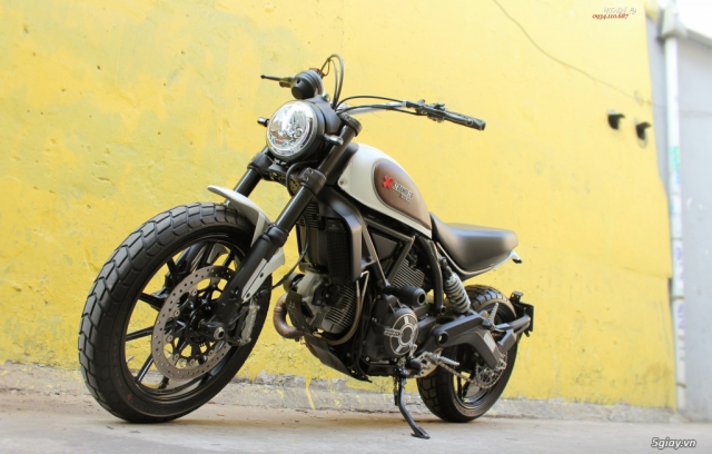 ___ Can Ban ___DUCATI Scrambler ICON 803cc ABS 2016___ - 5