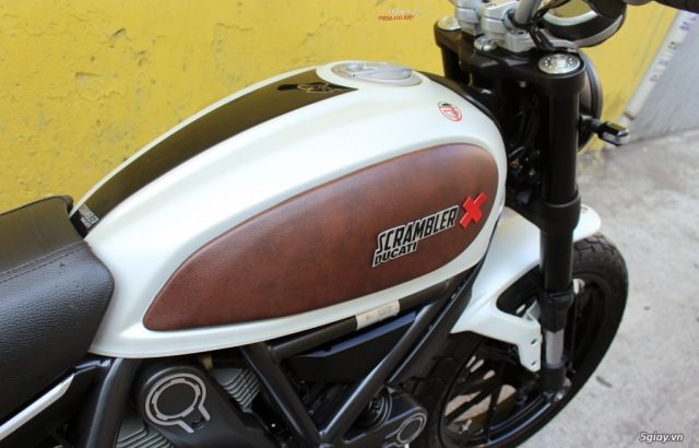 ___ Can Ban ___DUCATI Scrambler ICON 803cc ABS 2016___ - 7