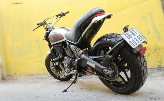 ___ Can Ban ___DUCATI Scrambler ICON 803cc ABS 2016___ - 2