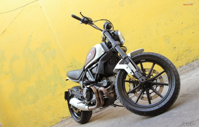 ___ Can Ban ___DUCATI Scrambler ICON 803cc ABS 2016___ - 6