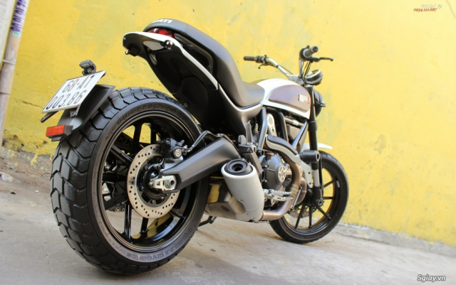 ___ Can Ban ___DUCATI Scrambler ICON 803cc ABS 2016___ - 8