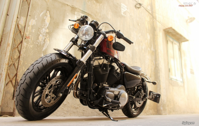 ___ Can Ban ___HARLEY DAVIDSON Forty Eight 1200cc Hard Candy ABS 2017 Keyless___ - 5