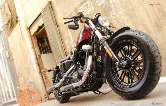___ Can Ban ___HARLEY DAVIDSON Forty Eight 1200cc Hard Candy ABS 2017 Keyless___