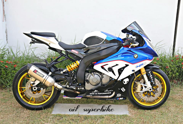 Benelli BN600i do full body BMW S1000RR cua Member Thai - 3