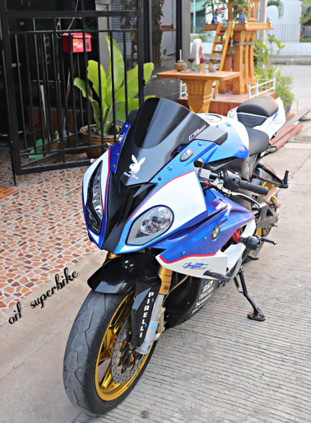 Benelli BN600i do full body BMW S1000RR cua Member Thai - 5