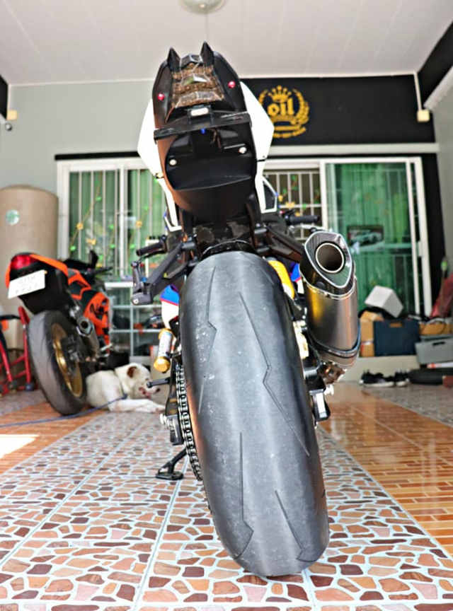 Benelli BN600i do full body BMW S1000RR cua Member Thai - 7