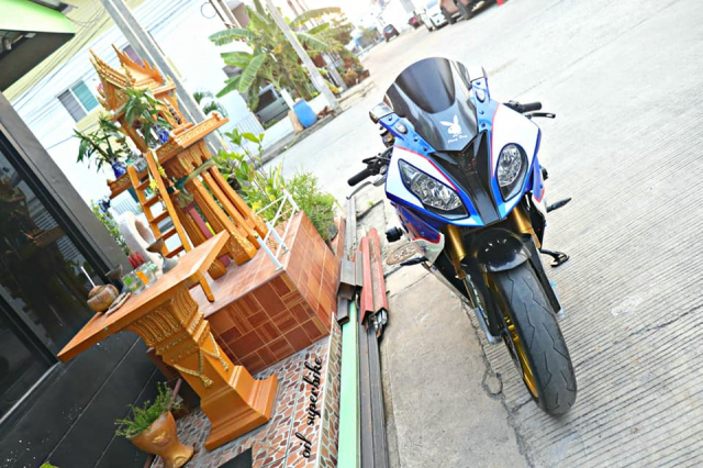 Benelli BN600i do full body BMW S1000RR cua Member Thai - 9