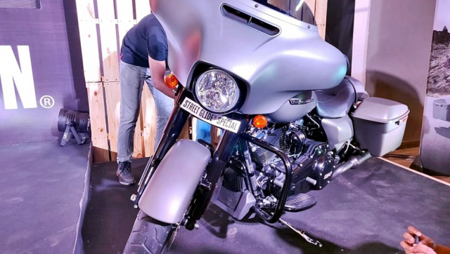 Can canh HarleyDavidson FortyEight Special Street Glide Special 2019 ra mat tu 365 trieu VND - 12