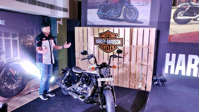 Can canh HarleyDavidson FortyEight Special Street Glide Special 2019 ra mat tu 365 trieu VND - 17