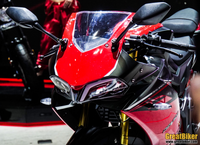 GPX Demon 150GR 2019 ra mat phien ban Limited Edition chi 500 xe